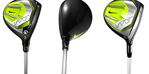 Nike Vapor Speed, Vapor Flex fairway woods