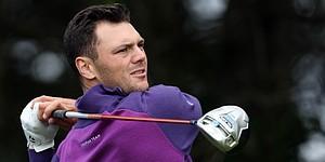Kaymer leads PGA Grand Slam of Golf