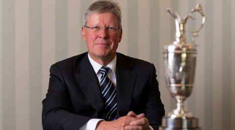 Martin Slumbers will replace Peter Dawson as R&A CEO in Oct. 2015.