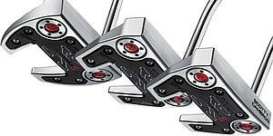 Scotty Cameron Futura X5 putters