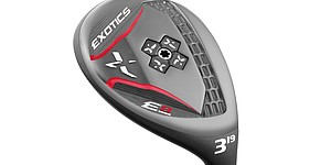 Tour Edge Exotics E8 hybrids