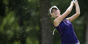Korda leads, Kang aces 17 at Blue Bay LPGA