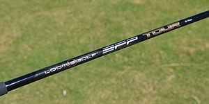 Loomis graphite iron shaft