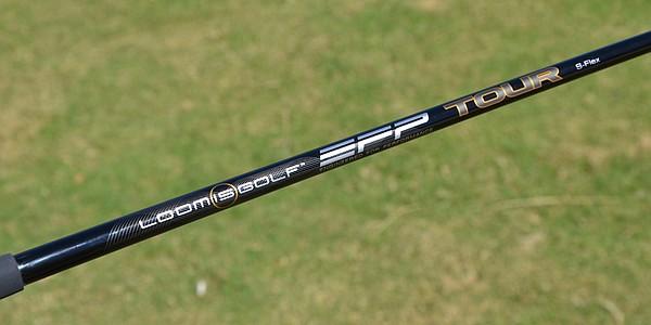 Loomis graphite iron shaft
