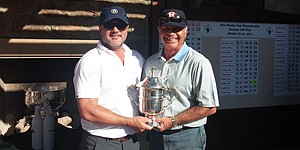 Exber wins Stocker Cup in sudden death