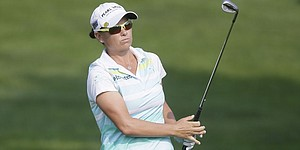 Pace wins first LPGA title at shortened Blue Bay