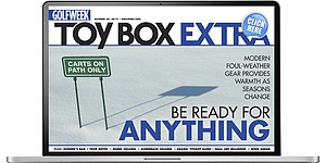 Toy Box Extra e-magazine: October 29, 2014