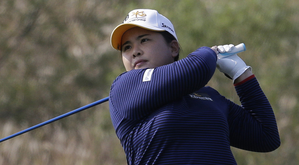 Inbee Park, who returned to the No. 1 spot in the Rolex Ranking at the start of the week, birdied five of her final seven holes Thursday to climb to a share of the first-round lead at the LPGA Taiwan Championship.