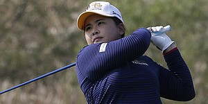 World No. 1 Park shares LPGA Taiwan lead