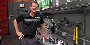 Krank takes longer-is-better approach to clubmaking