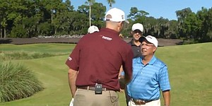 Amateur makes Sawgrass ace as Jim Furyk watches