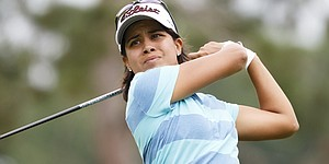 Granada leads LPGA finale, drama heightens