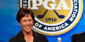 Whaley elected PGA secretary, first female officer