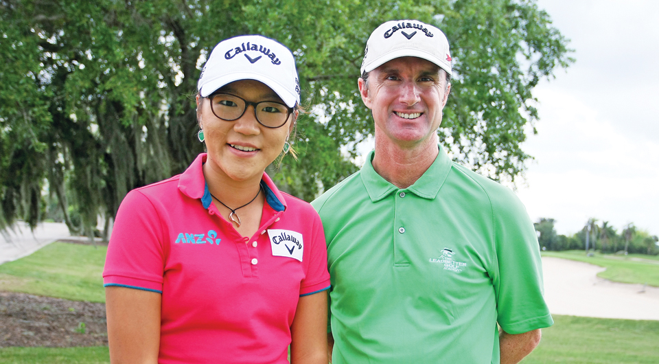 Lydia Ko received a fair amount of criticism last winter for leaving the only coach she'd ever known, just weeks after turning professional.