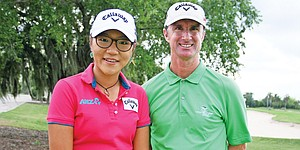 Lydia Ko takes ownership of her swing