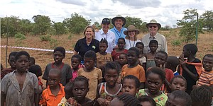 Charitable passion for Africa drives Betsy King