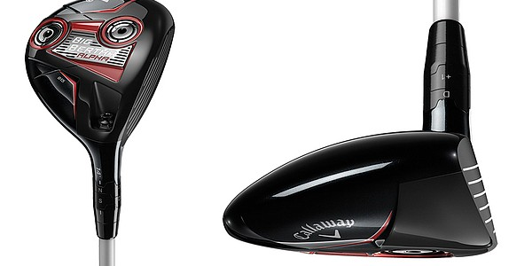 Callaway Big Bertha Alpha 815 Fairway Woods