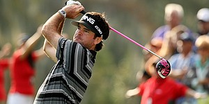 Bubba Watson a 13-2 favorite at Kapalua