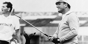 Aitchison, 85, caddied for British Open winners