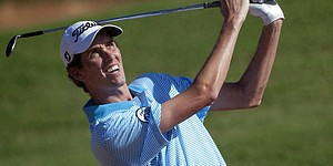 Chesson Hadley using Kapalua to get 'game ready'