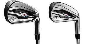 Callaway XR and XR Pro Irons