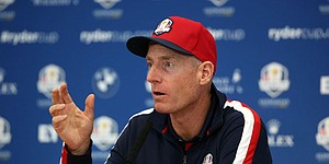 Press-friendly Furyk wins GWAA's Murray Award