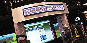 Woods partners with Full Swing Golf
