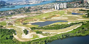 Hanse's Olympic course complete but unnamed
