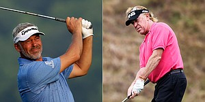 European Ryder Cup captaincy: Clarke or Jimenez?