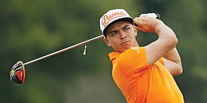 Major leap: Big plans drive Rickie Fowler in 2015