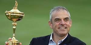 McGinley loses Ryder Cup memorabilia, golf clubs in break-in