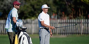Siem and Goss climb, but Slater steals the show at Pebble