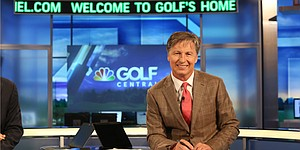 Brandel Chamblee values rare week in 18th tower