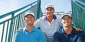 Putnam brothers blend family time into PGA Tour life