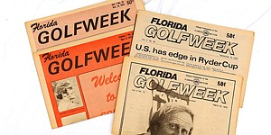 Golfweek's 40th anniversary: Ah, those were the days