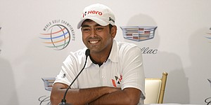 At Doral, Lahiri carries the torch for Indian golf