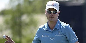 Johnson lands Bay Hill's second albatross in two days