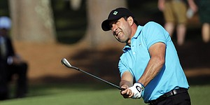 Top 10 in Morocco a throwback to the Olazabal of old