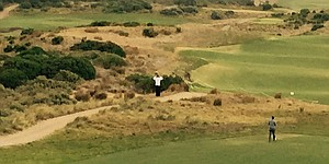Rater's blog: Golf on 'Cape Schanck' not for faint of heart