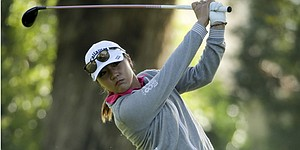 Lydia Ko's up-and-down day ties record from Annika's era