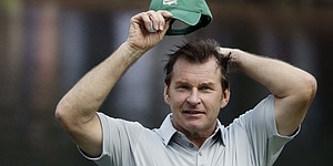 Masters memories: How greatness rubbed off on Nick Faldo
