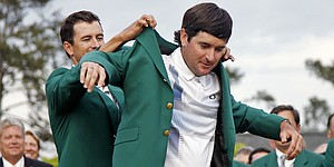 Watson to Scott would re-create Masters symmetry of the '60s