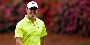 Grand Slam on the line, Rory McIlroy faces Masters head on