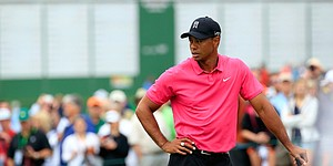 Tiger brings familiar optimism to Masters despite long layoff