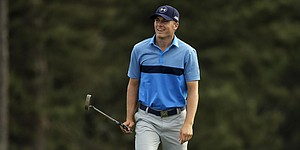 Generation apart, Spieth and Els ascend Masters leaderboard