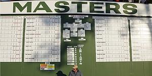 Stats fans rejoice: TRACK debuts at Masters
