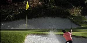 Augusta's best defense at the Masters found on the greens