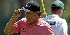 Mickelson WDs from WGC Match Play