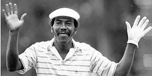 Calvin Peete, black pioneer on PGA Tour, dies at 71