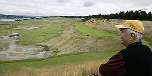 Chambers Bay: 'Let the site be the star'